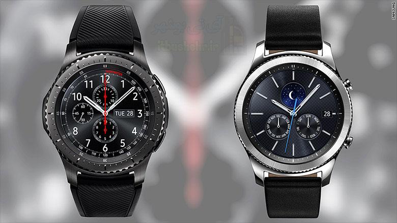 ساعت های زیبای سامی