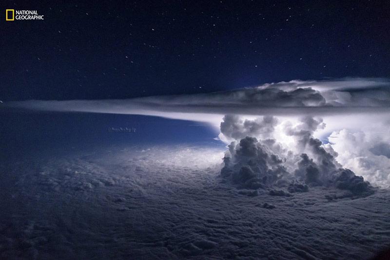 طوفان ابری