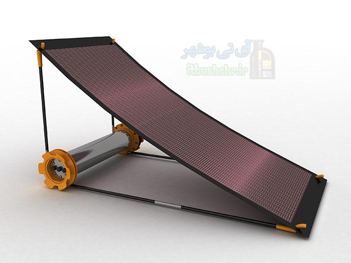 پنل خورشیدی iland