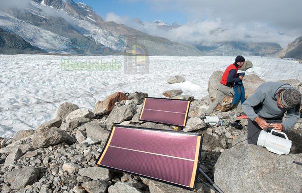 پکیج انرژی سبز خورشیدی