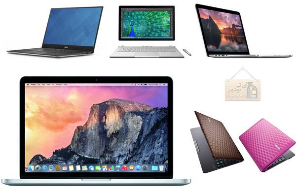 کدام اندازه صفحه نمایش لپ تاپ